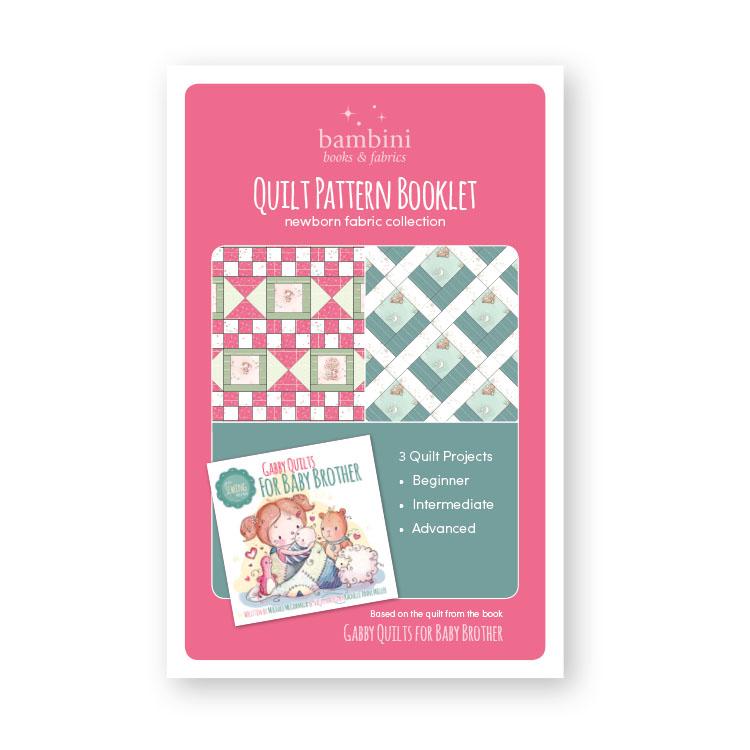 Bambini Fabrics - Newborn Collection/Pattern Booklet - BBF-PB
