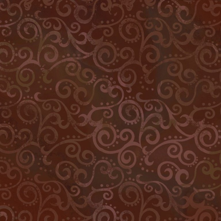 QT - Ombre Scroll-Blender - 24174-AT Root Beer