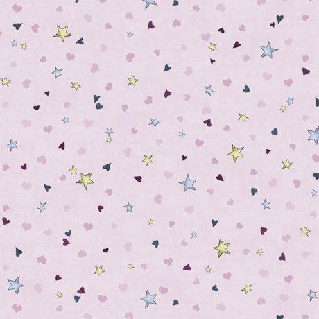 QT - Rainbow Dreams-Tiny Stars/Hearts - 24204-L