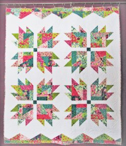 Crazy Eights Cut Loose Pattern