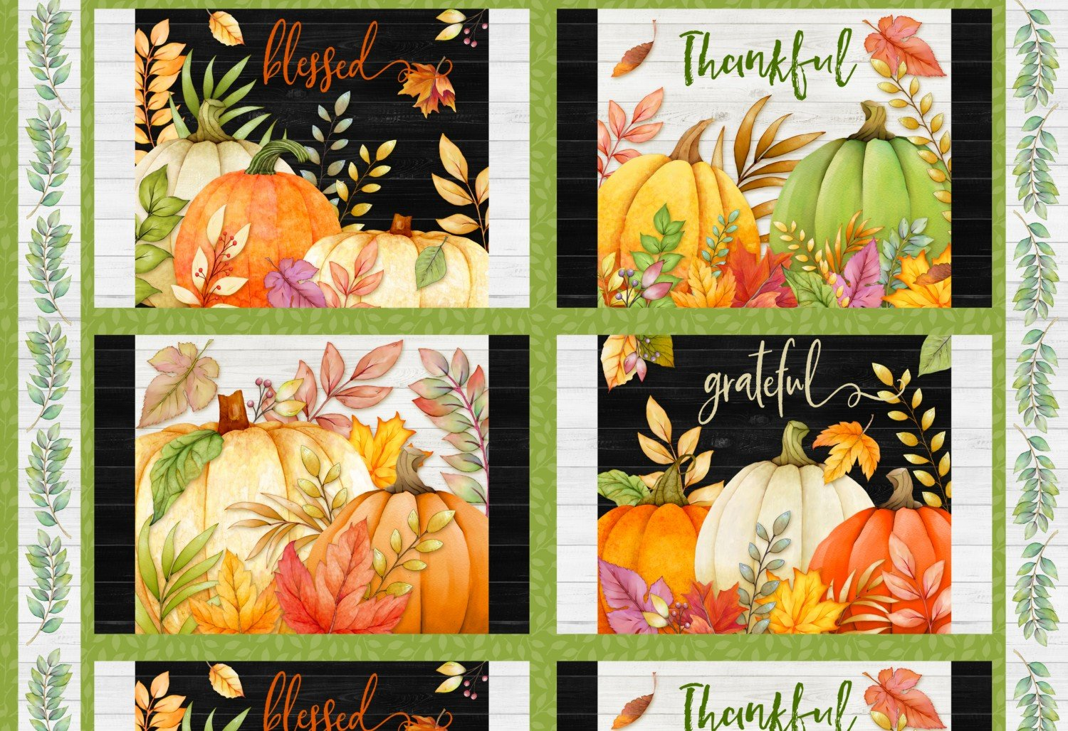 Wilmington - Happy Gatherings-Placemat Panel - 32051-789 - H-4