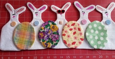 Easter Bunny-Art to Heart