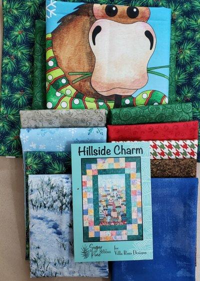 hillside charm kit northwoods neighbors