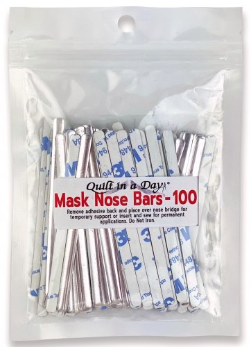 Nose Bar / MASK - Quilt in a Day - MNB