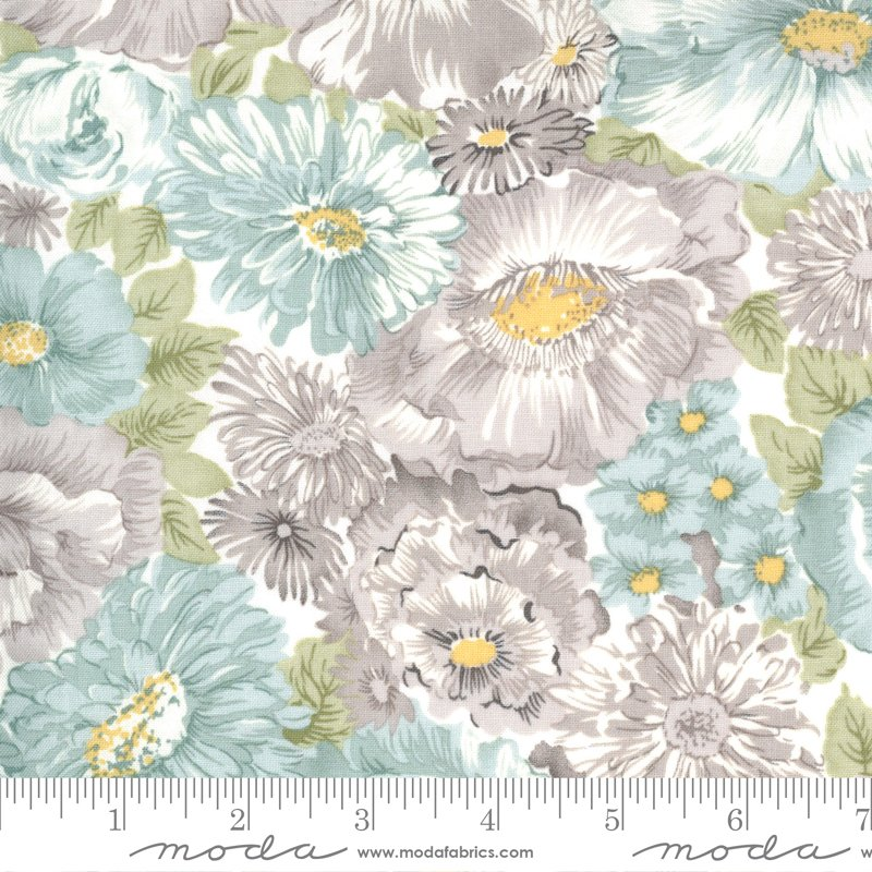 Moda - Sanctuary Shadow-Large Floral/Zen - 44250-21
