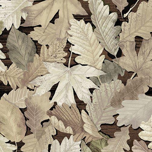 Kanvas - Nature Walk-Forest Foliage/Natural Oak - 8966-07