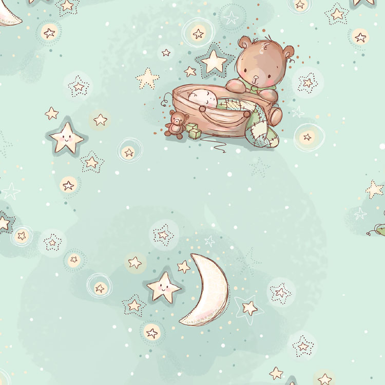 Bambini - Newborn Collection-Bear Theme - BF107