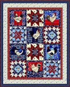 American Folk Quilt Project Sheet - StudioE - FREE