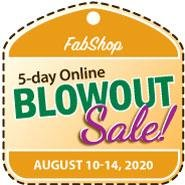August Bargains-Fabric, Panels, Precuts, Books Notions