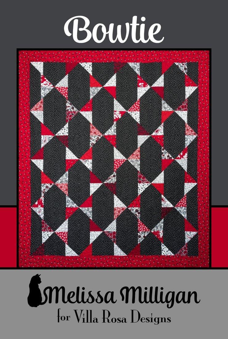 Bowtie - Villa Rosa - 56x64 - Fat Quarters
