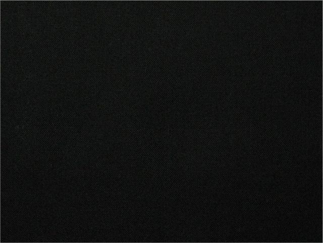 Choice Fabrics - Supreme Solids/Black - 10000-003