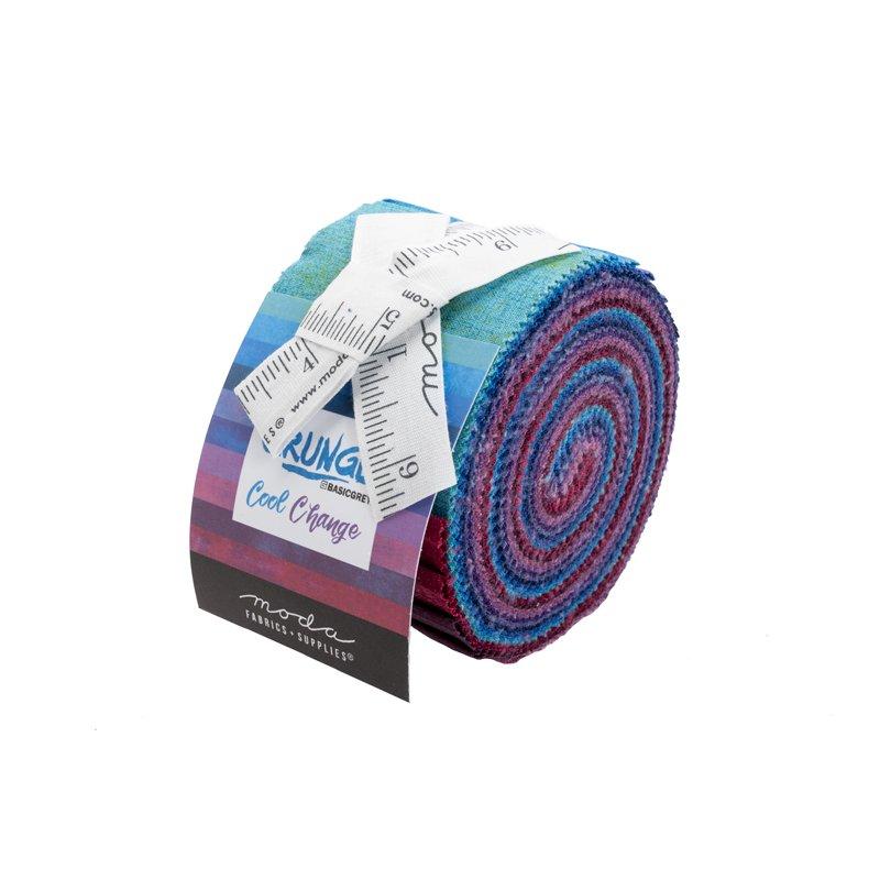 Moda - BasicGrey-Grunge Junior Jelly Roll® - 30150JJRCC