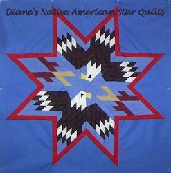 Patterns ~ Diane's Native American Star Quilts : star quilts native american - Adamdwight.com