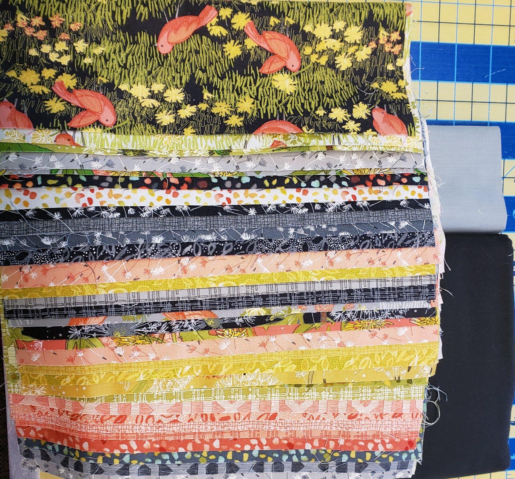 Moda - Dandi Annie Layer Cake - 4863LC