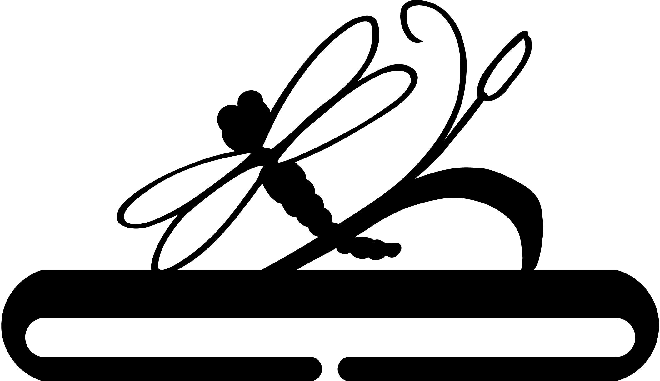 Dragonfly 6 Split Bottom Hanger - Ackfeld - 31962