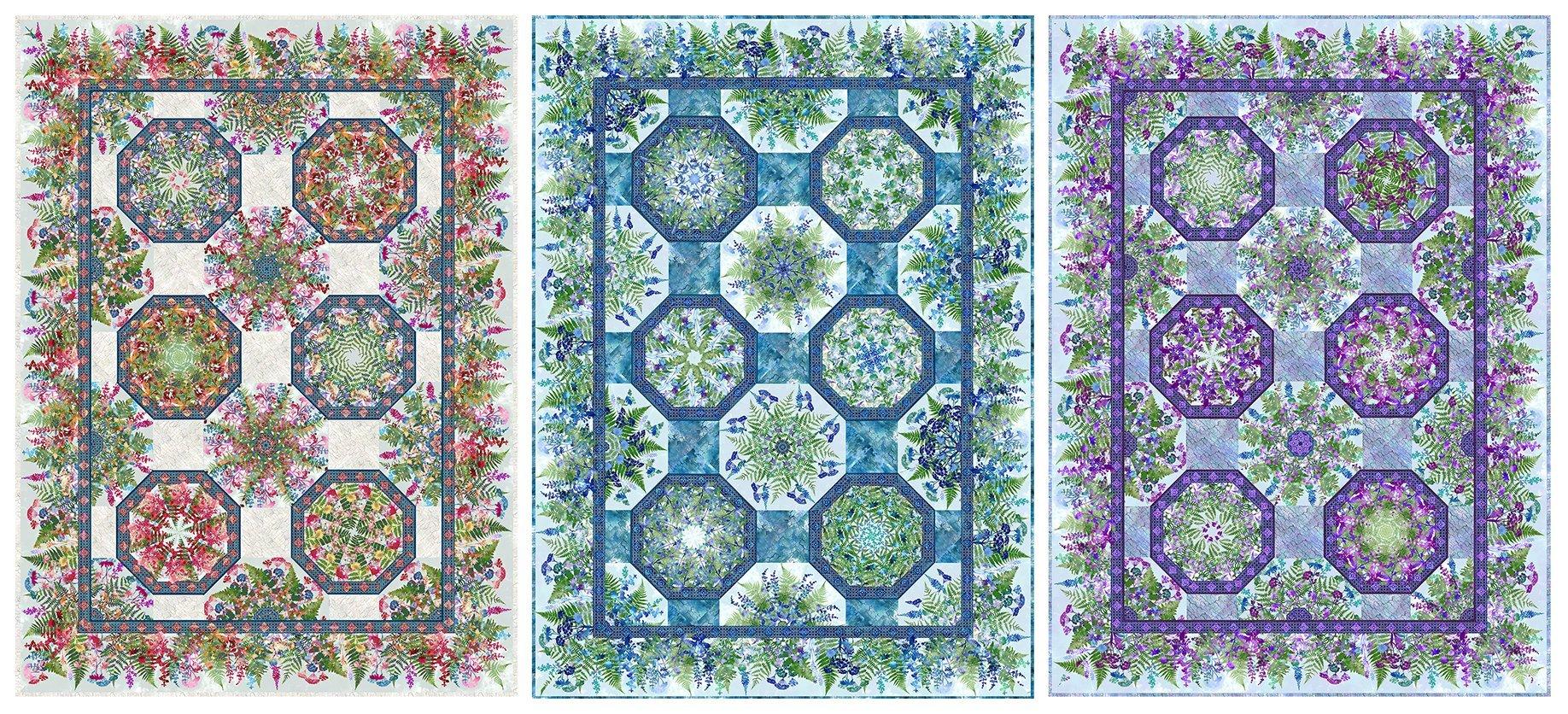 Haven One Fabric Kaleidoscope - In The Beginning/Jason Yenter -  HVN-K