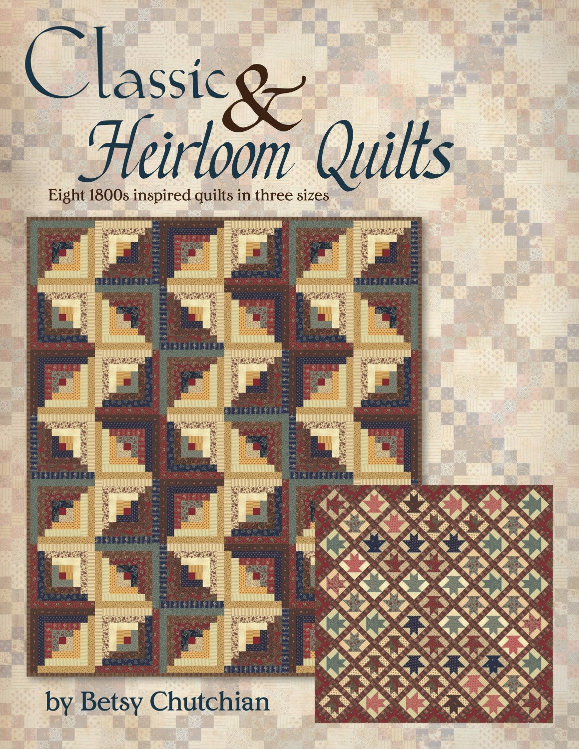 Classic & Heirloom Quilts - It's Sew Emma - ISE 911