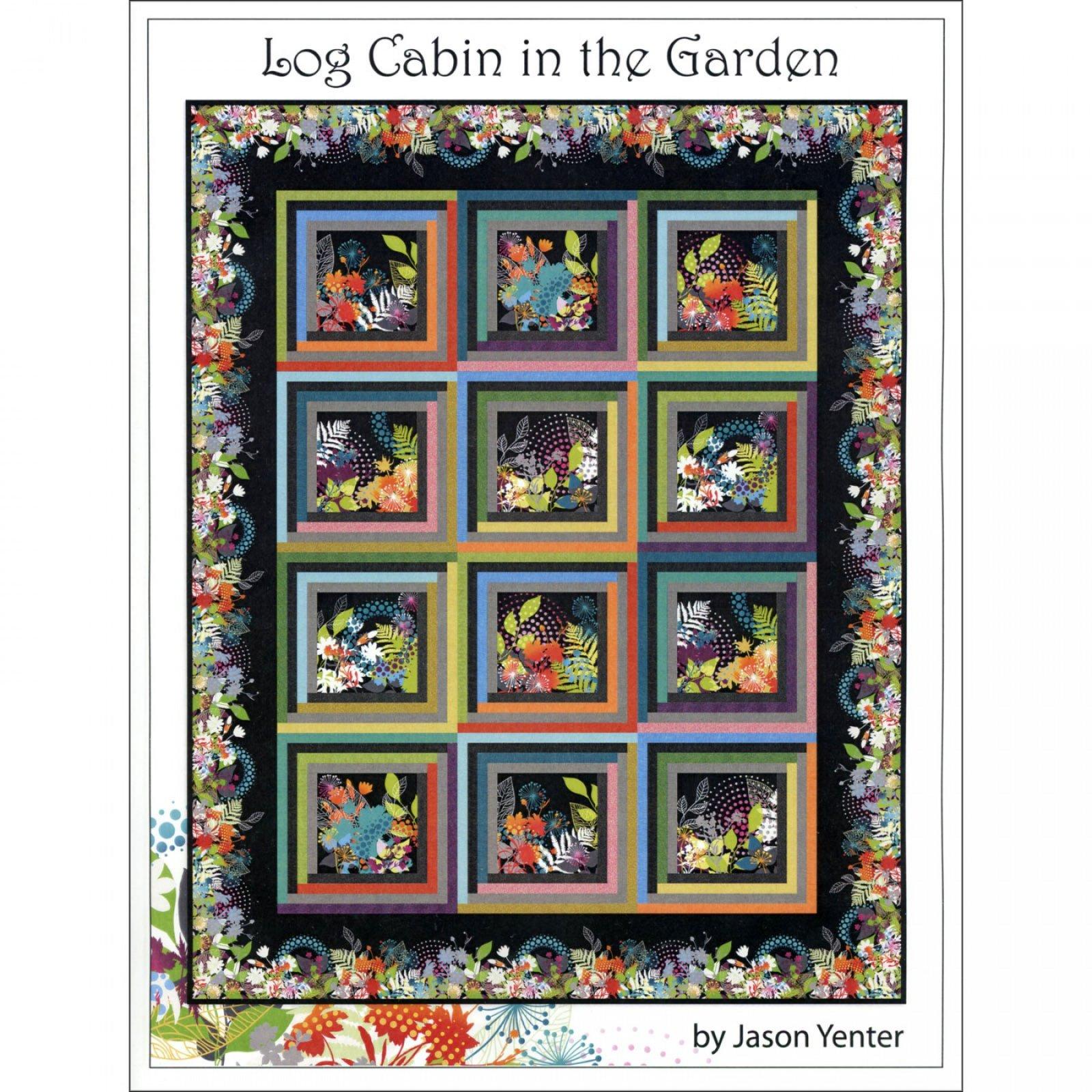 Log Cabin in the Garden - Jason Yenter - ITBUG2P