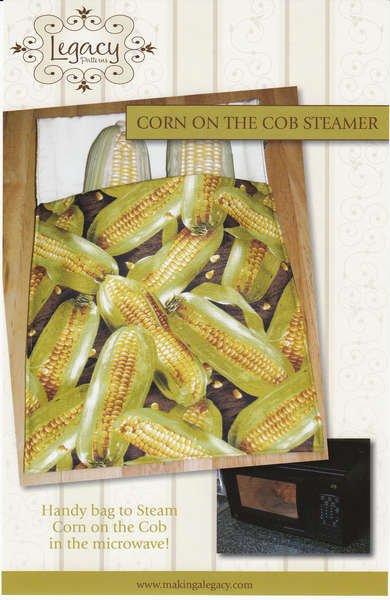 Corn on the Cob Steamer-Legacy Patterns --LEG-9310