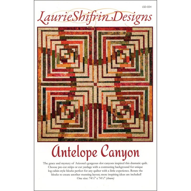 Antelope Canyon - Laurie Shifrin Designs - LSD024