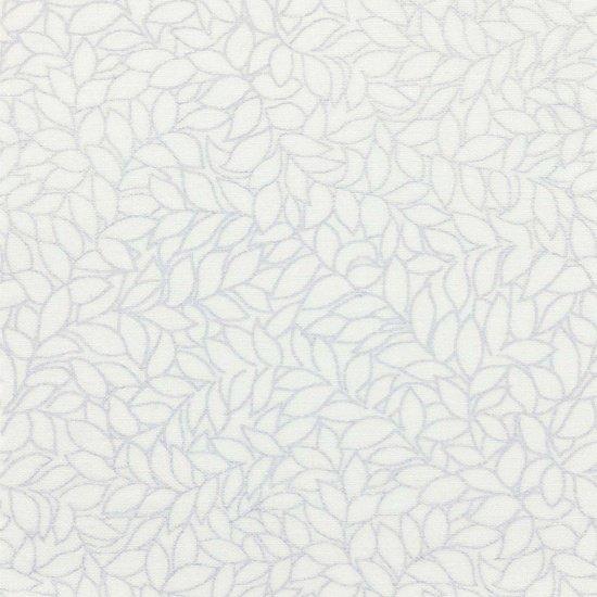 Blank Quilting - Honeystone Hill-Metallic-Leaf/White/Silver - M3795-01