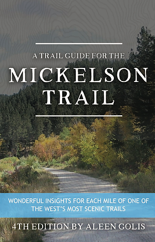 Mickelson Trail in the Black Hills A Trail Guide to the SD: 4th Edition