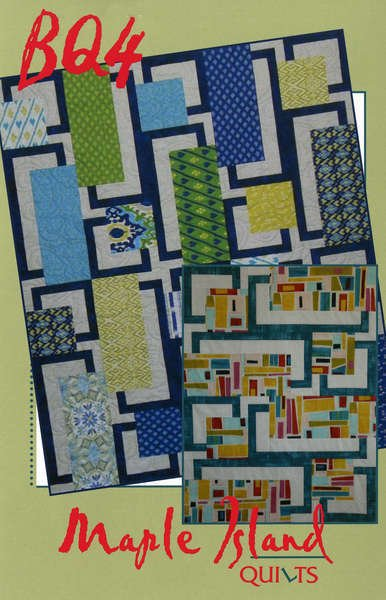 BQ4 - Maple Island Quilts - MIQ 457