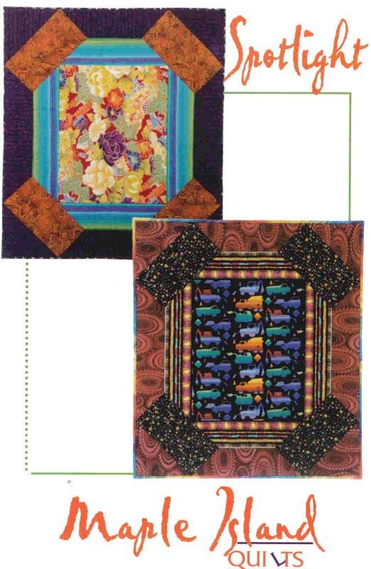 Spotlight - Maple Island Quilts - MIQ 656