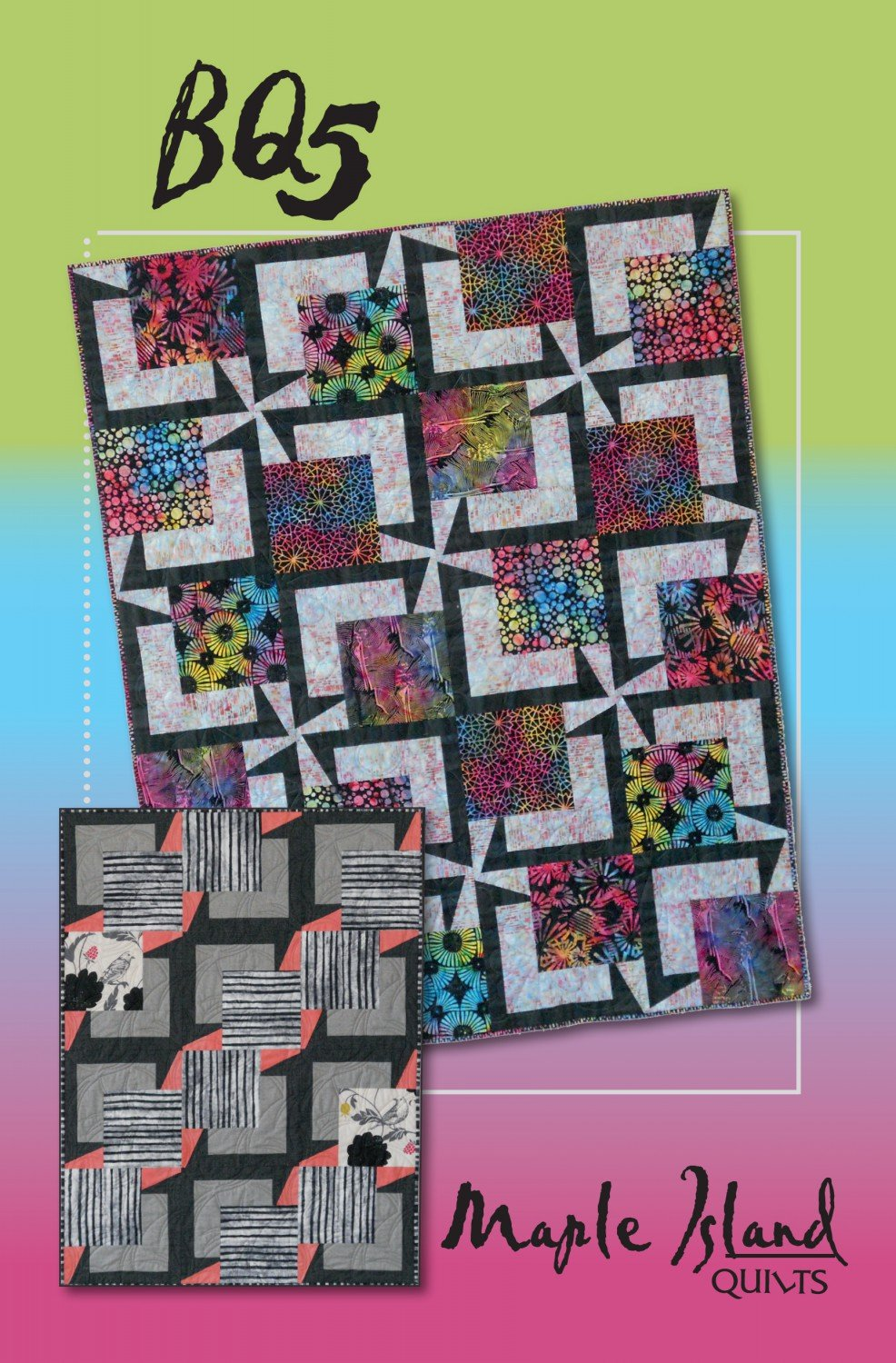 BQ5 - Maple Island Quilts - MIQ-825