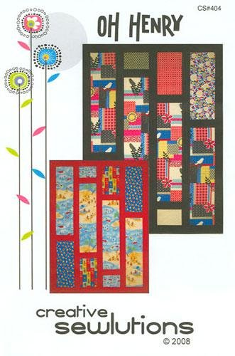 Oh Henry - Serenity Quilt KIT - 51 x 69 : oh henry quilt pattern - Adamdwight.com