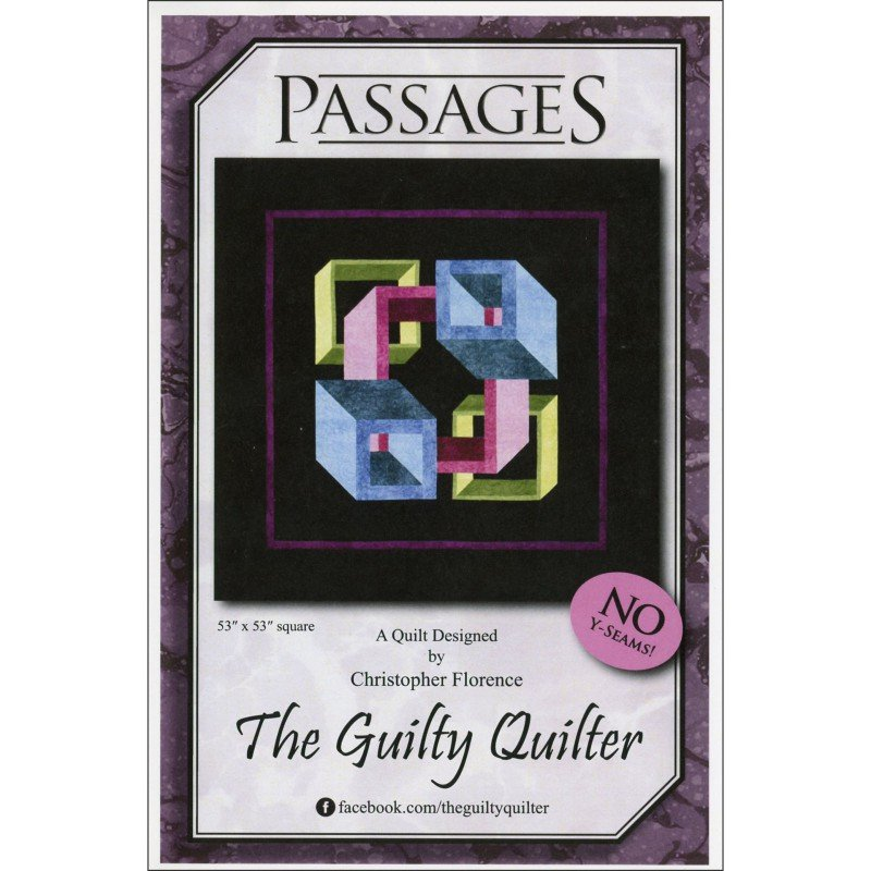 Passages - The Guilty Quilter - GQU04