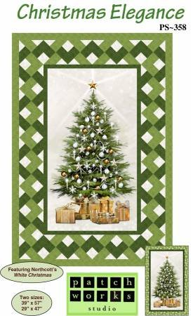Christmas Elegance-Patch Works Studio - PWS358