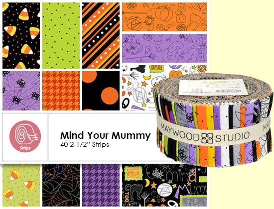 Maywood - Mind Your Mummy Strips - ST/MASMYM