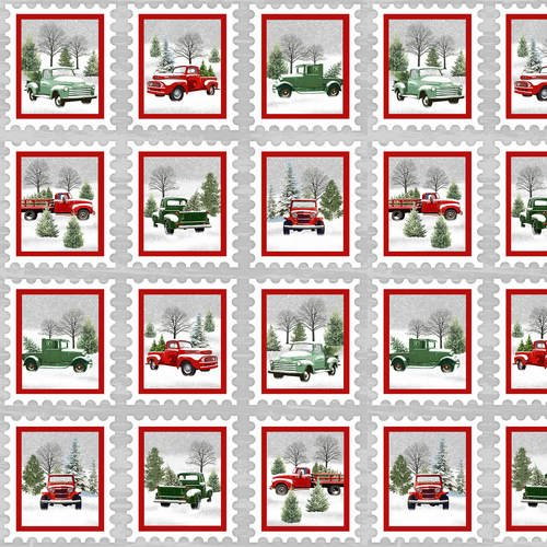 Henry Glass - The Tradition Continues-Vintage Trucks Boxes/GryRd - 9097-98