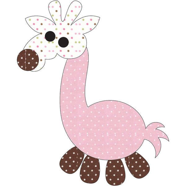 Animal Crackers  - Urban Element-Girls Giraffe Small - UEA0724F