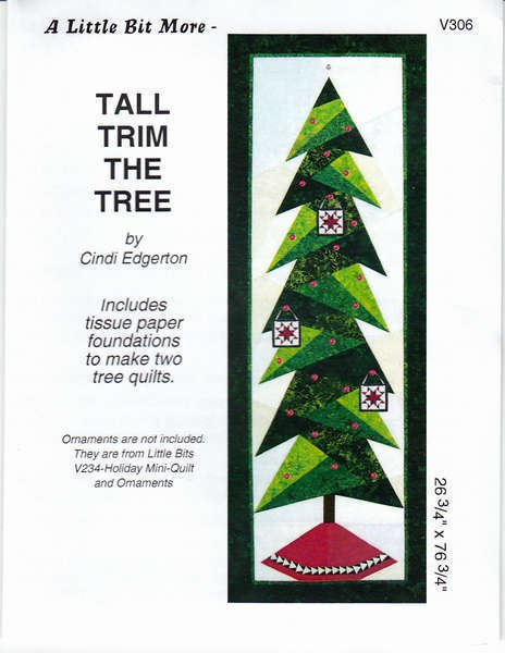 Little Bit More - Tall Trim the Tree - V306