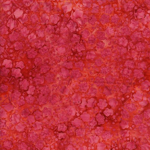 Island Batik Sakura Collection - Cherry Blossom Primrose