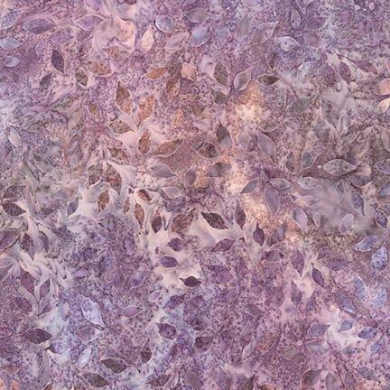 R Kaufman Batik - Terrace 2 - AMD-16769-301 Thistle