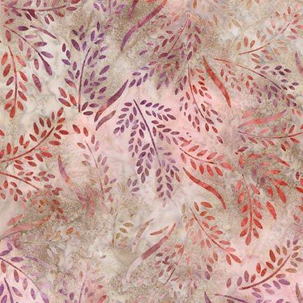 R Kaufman Batik - Terrace 2 - AMD-16770-301 Azalea