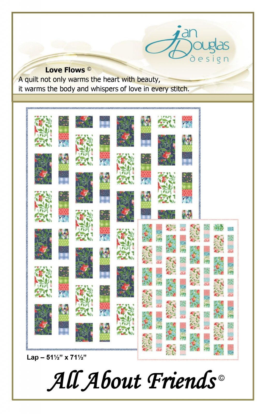 All About Friends Pattern