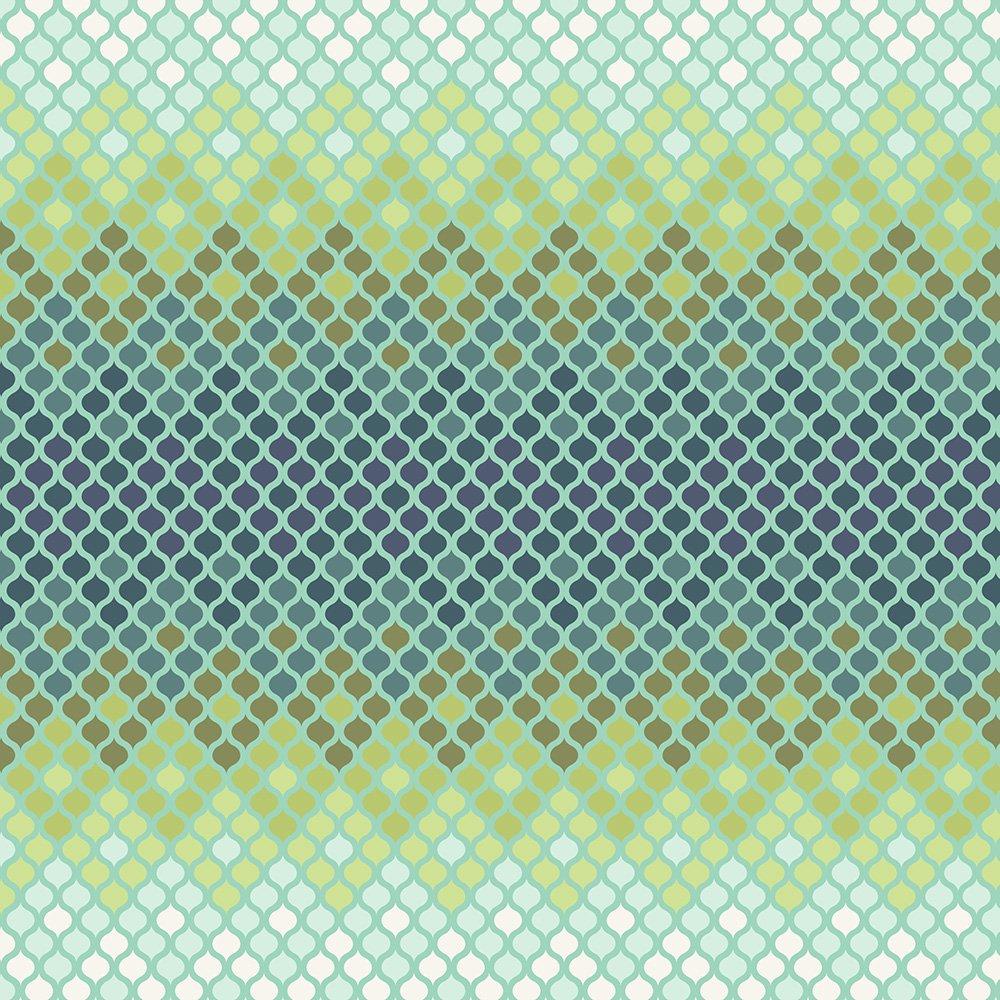 Tula Pink Eden - Mosaic Moss - PWTP076.MOSSX