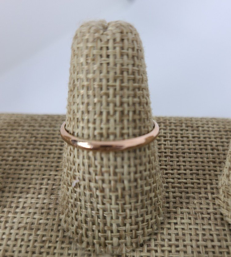 Rose Gold-Fill Band