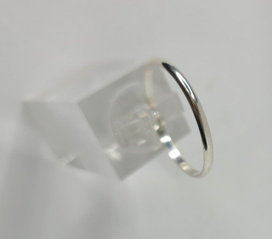 Thin Smooth Big Toe Ring