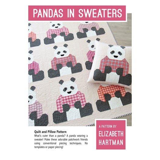 Pandas In Sweaters