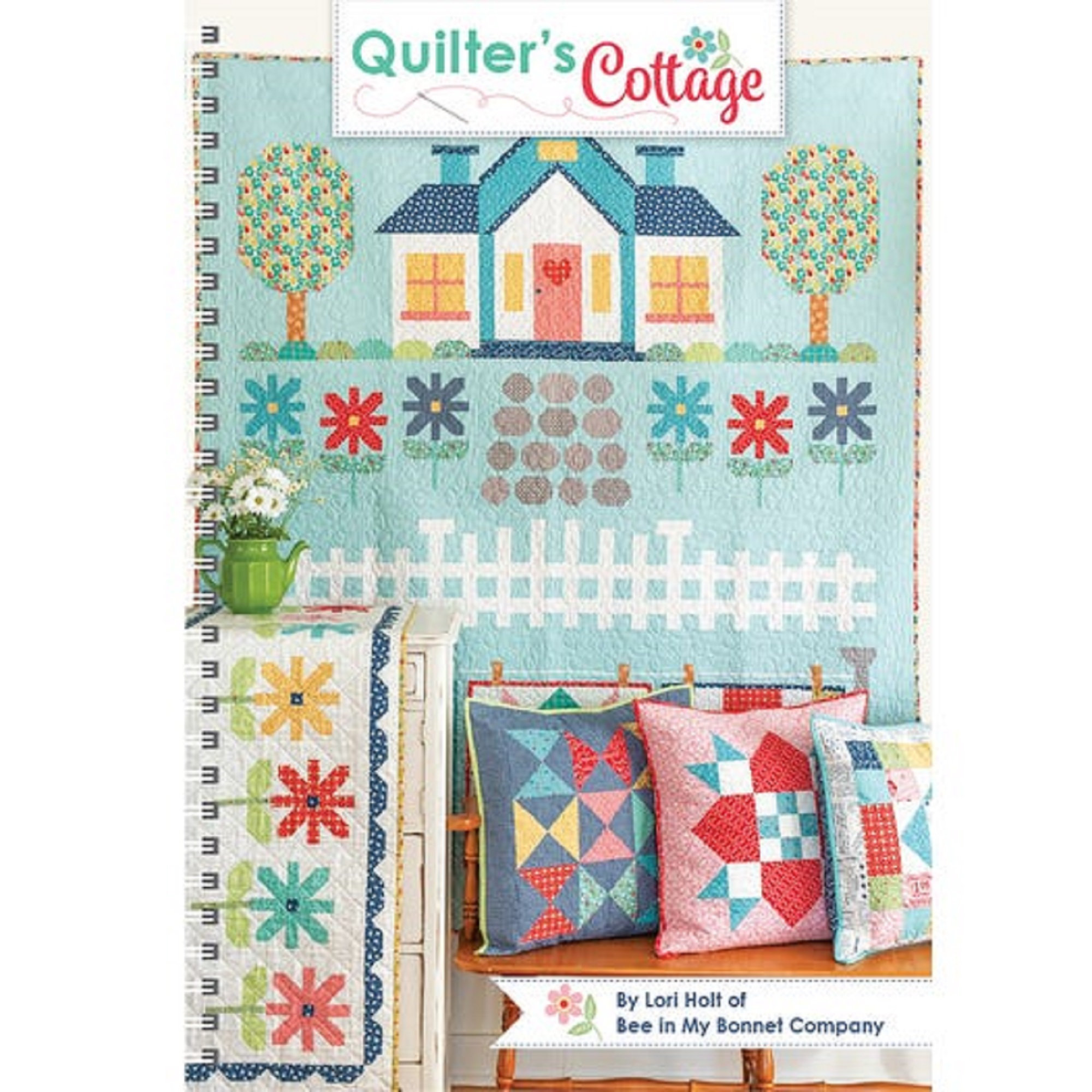 Book - Lori Holt - Quilter's Cottage