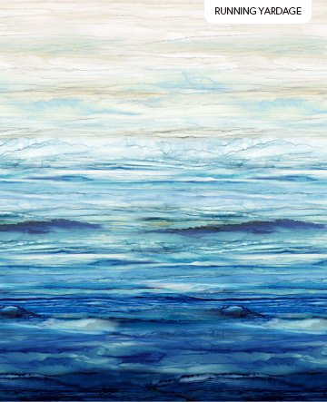 Sail Away - Northcott - Ombre