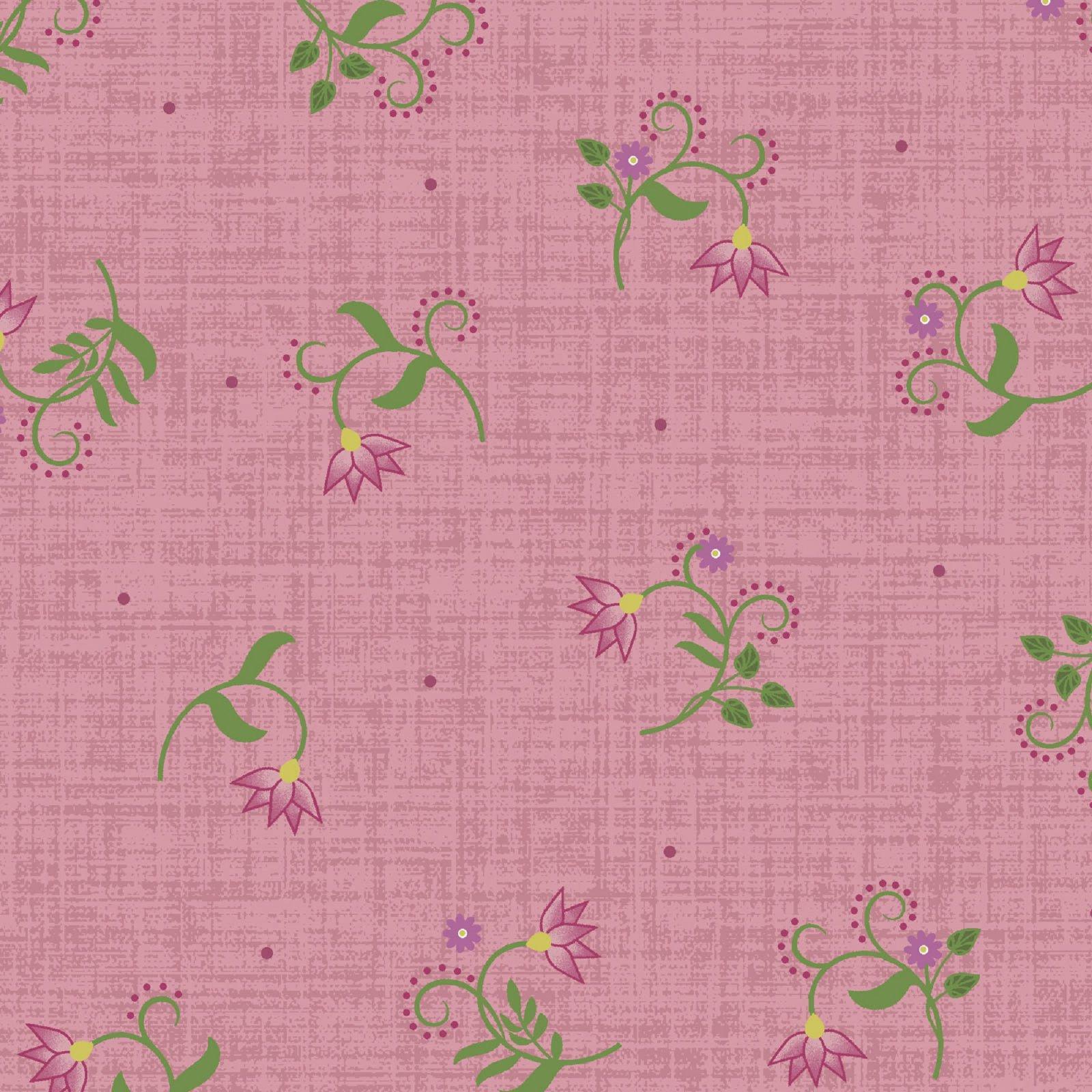 Flower & Vine - Flower Tulip - Pink