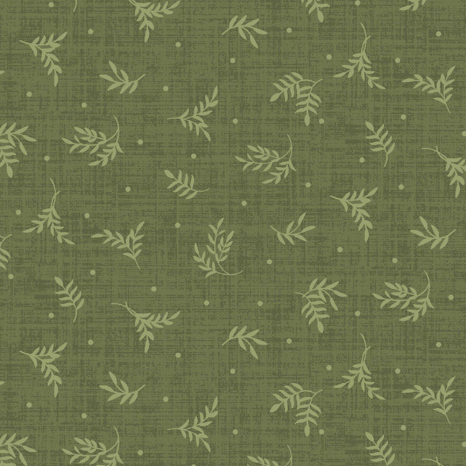 Flower & Vine - Branch - Green