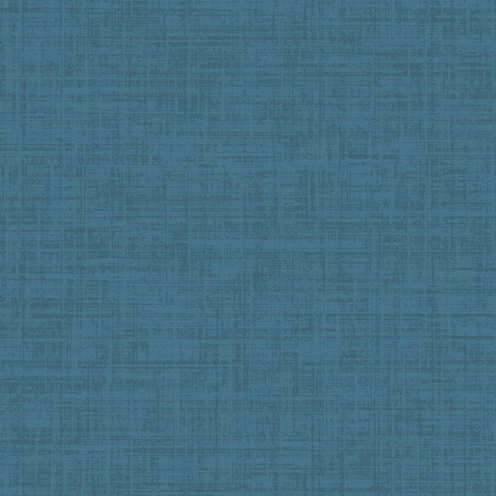 Flower & Vine - Texture - Blue