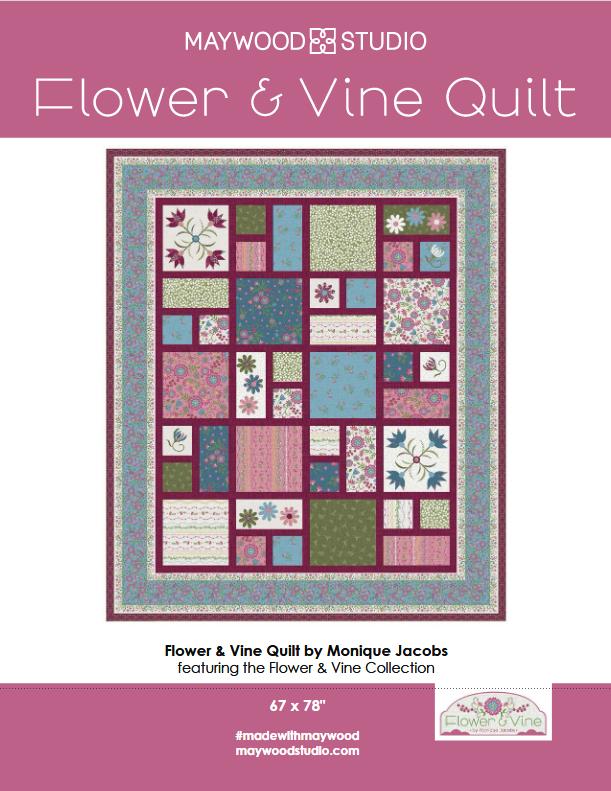 Flower & Vine Quilt